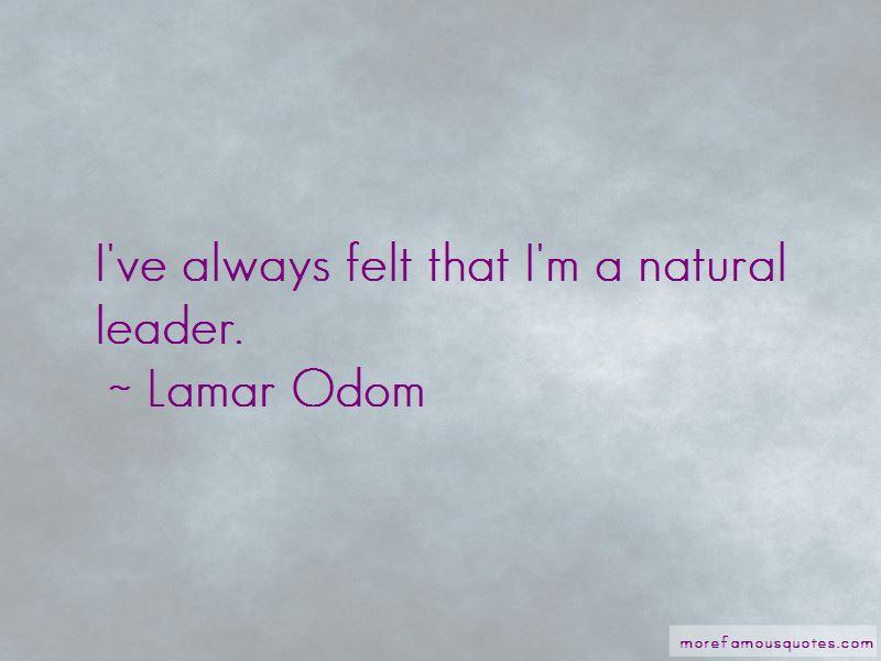 Lamar Odom Quotes Pictures 2