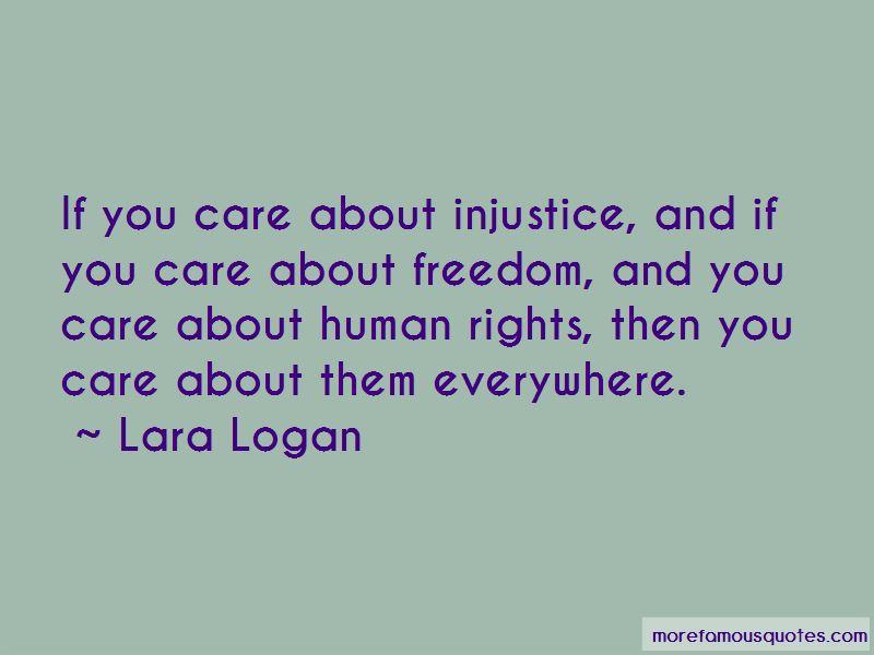 Lara Logan Quotes Pictures 2