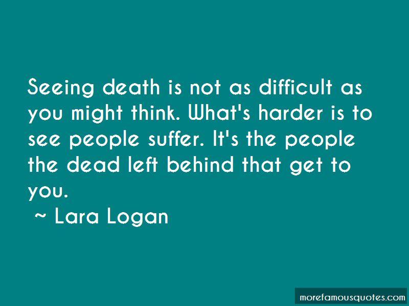 Lara Logan Quotes Pictures 4