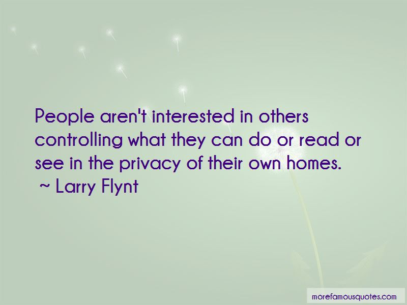 Larry Flynt Quotes Pictures 3