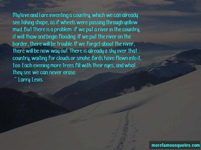 Larry Levis Quotes Pictures 2