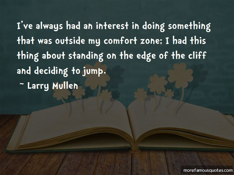 Larry Mullen Quotes Pictures 3