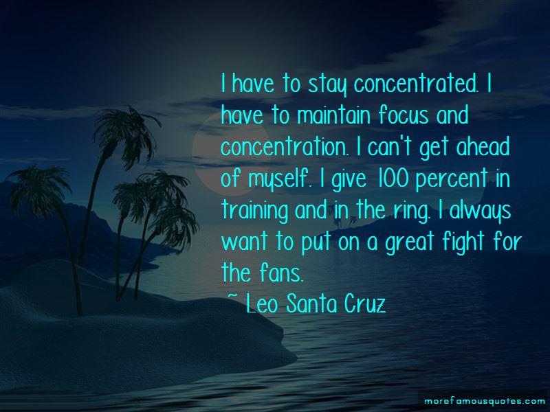 Leo Santa Cruz Quotes Pictures 3