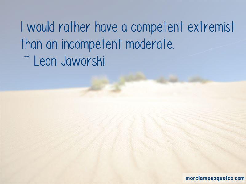 Leon Jaworski Quotes Pictures 4