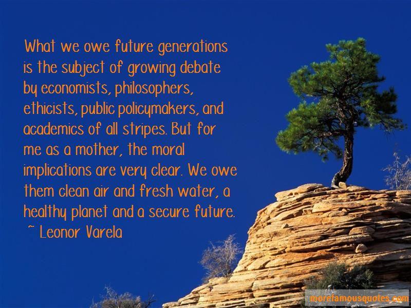 Leonor Varela Quotes Pictures 4