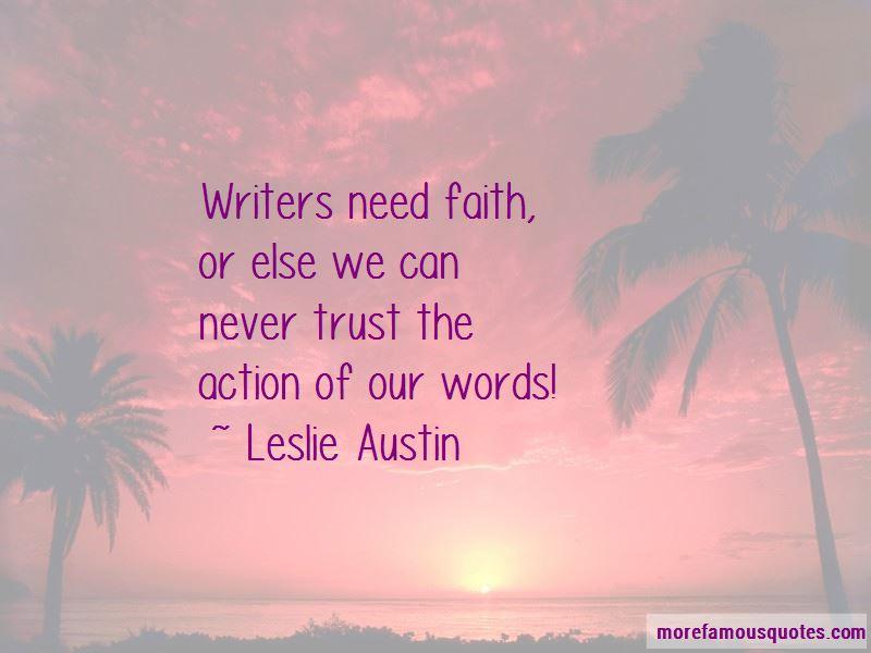Leslie Austin Quotes Pictures 4