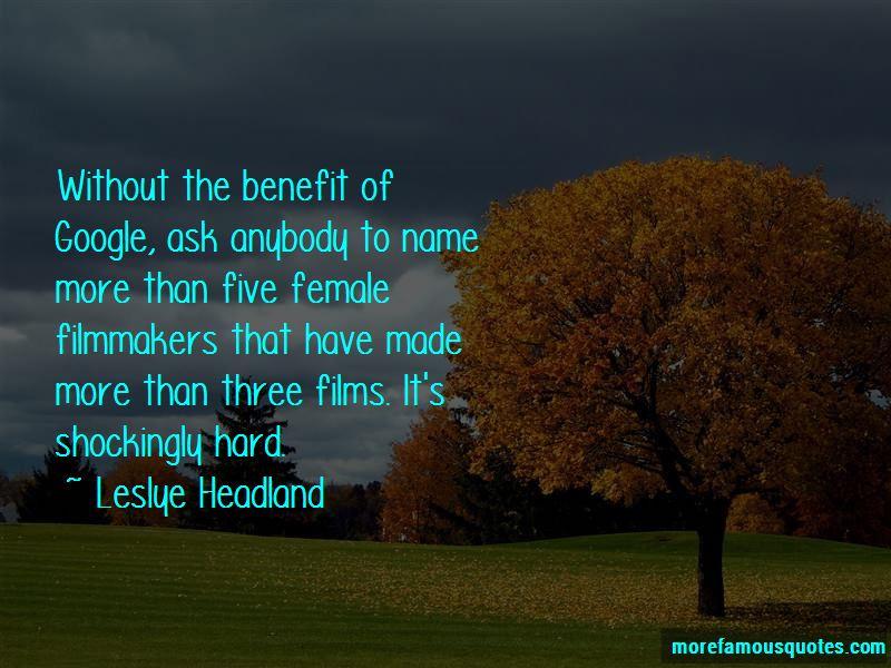 Leslye Headland Quotes Pictures 2