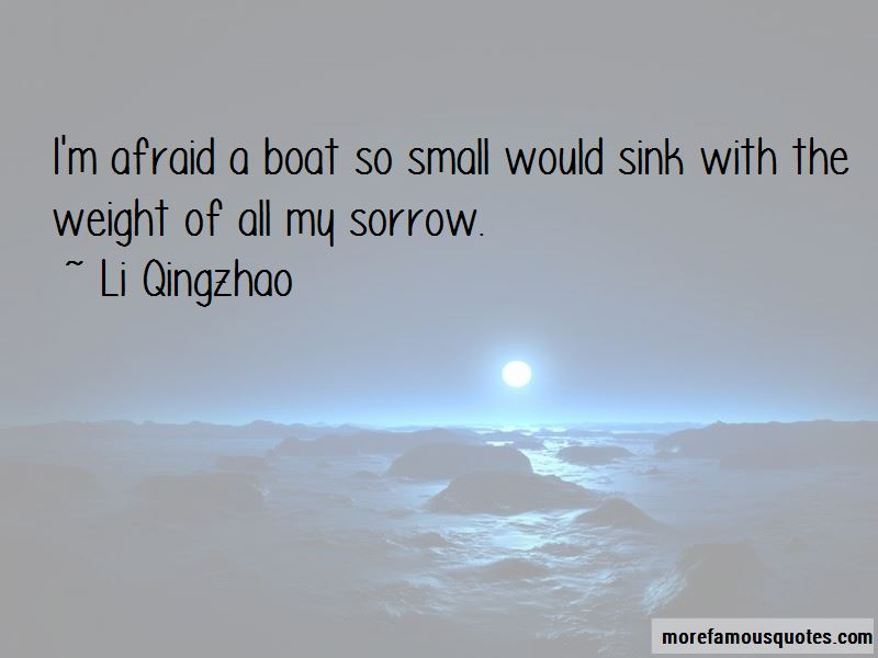 Li Qingzhao Quotes Pictures 2