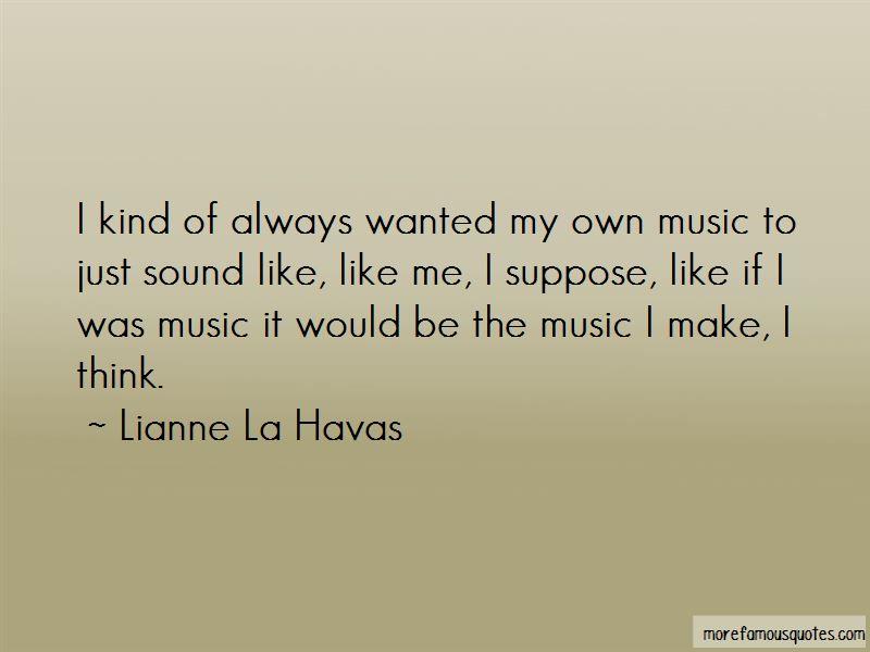 Lianne La Havas Quotes Pictures 3