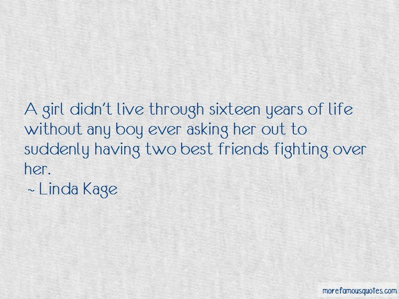 Linda Kage Quotes Pictures 2