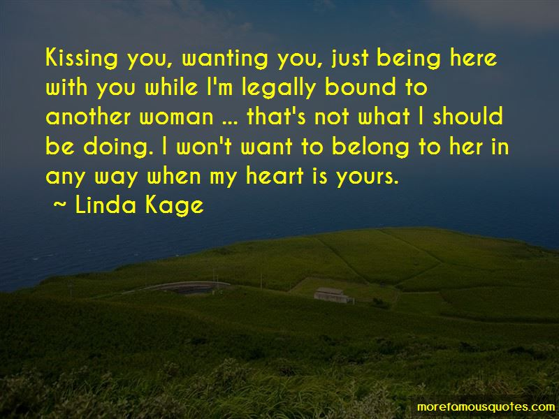 Linda Kage Quotes Pictures 4