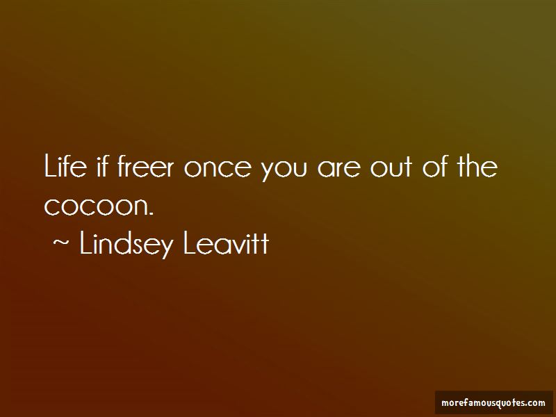 Lindsey Leavitt Quotes Pictures 3