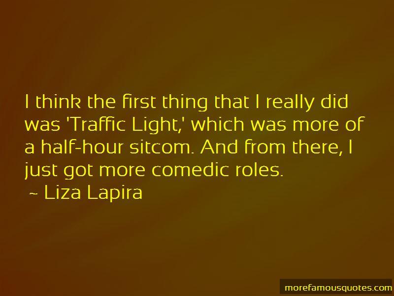 Liza Lapira Quotes Pictures 2