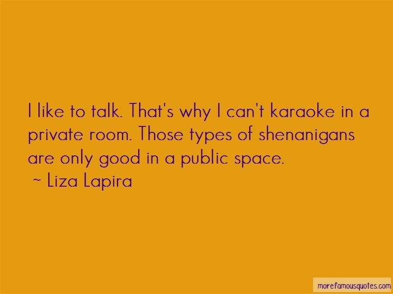 Liza Lapira Quotes