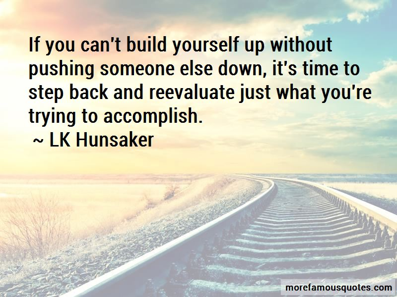 LK Hunsaker Quotes Pictures 2