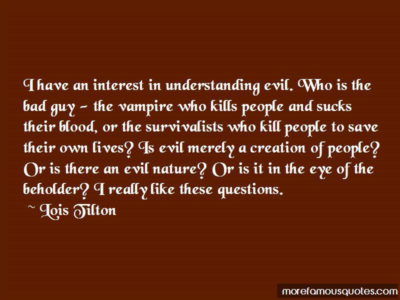 Lois Tilton Quotes Pictures 2