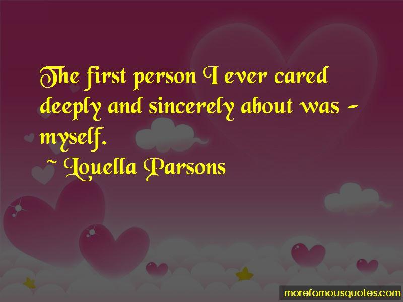 Louella Parsons Quotes Pictures 3