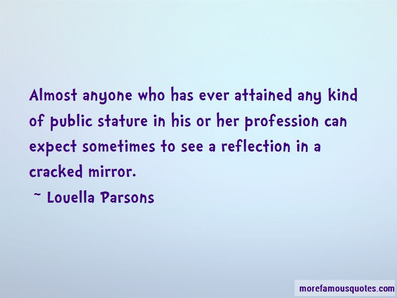 Louella Parsons Quotes Pictures 4