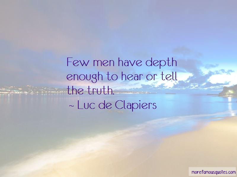 Luc De Clapiers Quotes Pictures 4