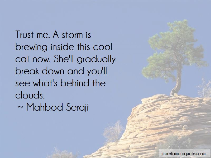 Mahbod Seraji Quotes Pictures 2