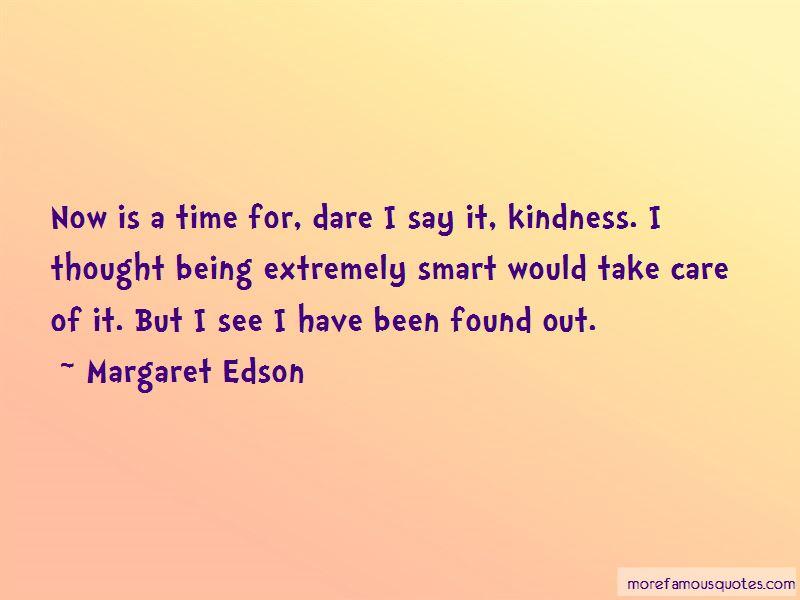 Margaret Edson Quotes