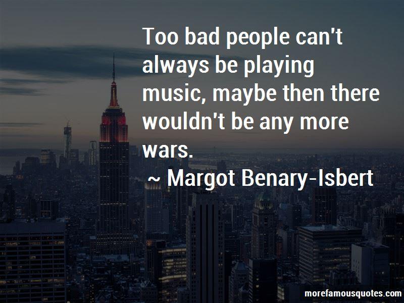 Margot Benary-Isbert Quotes