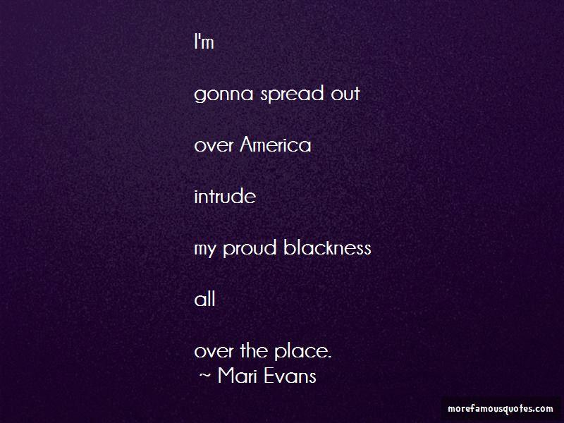 Mari Evans Quotes Pictures 2