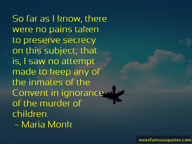 Maria Monk Quotes Pictures 3