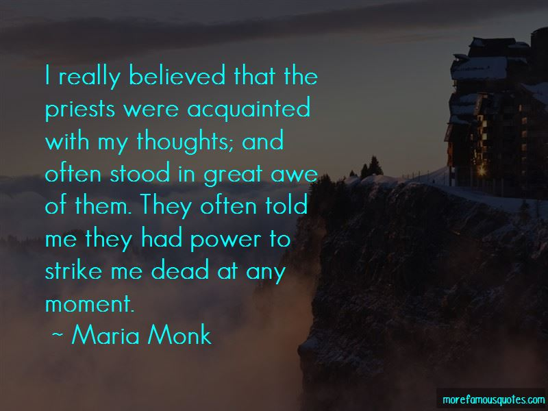 Maria Monk Quotes Pictures 4