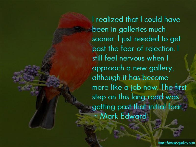 Mark Edward Quotes