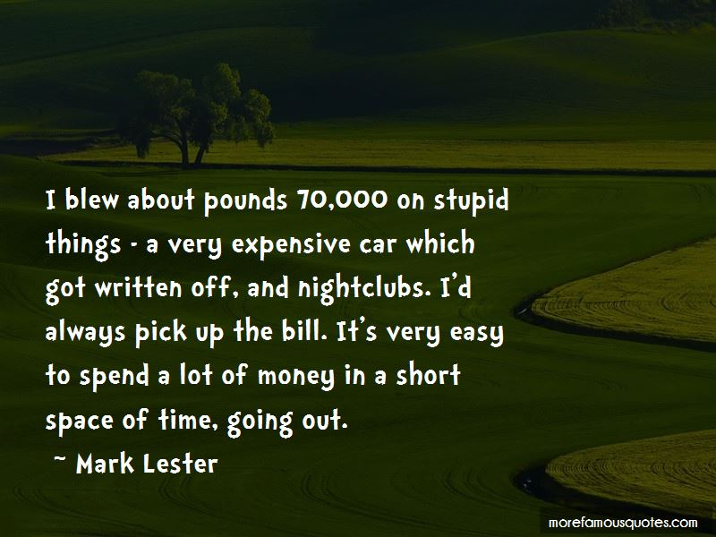 Mark Lester Quotes Pictures 2