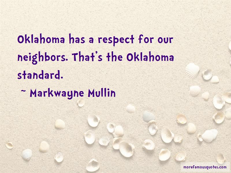 Markwayne Mullin Quotes Pictures 2