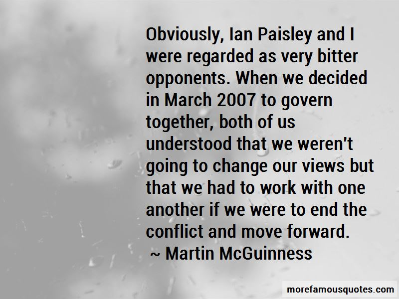 Martin McGuinness Quotes Pictures 2