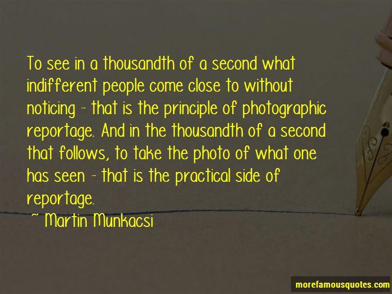 Martin Munkacsi Quotes
