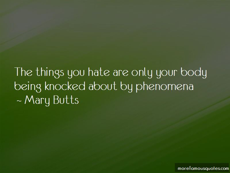 Mary Butts Quotes Pictures 3