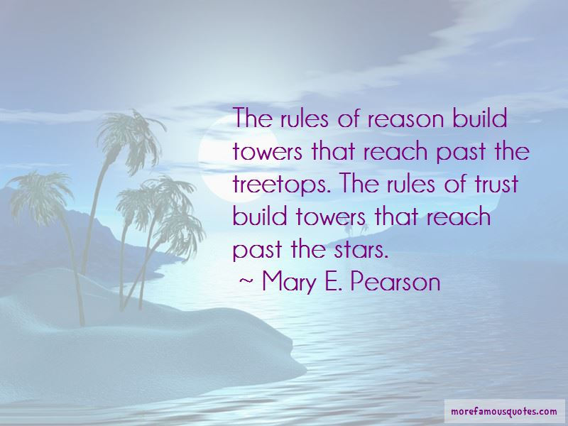 Mary E. Pearson Quotes Pictures 3