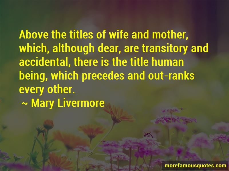 Mary Livermore Quotes Pictures 2