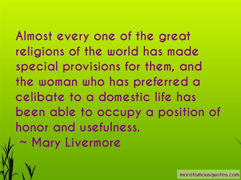 Mary Livermore Quotes