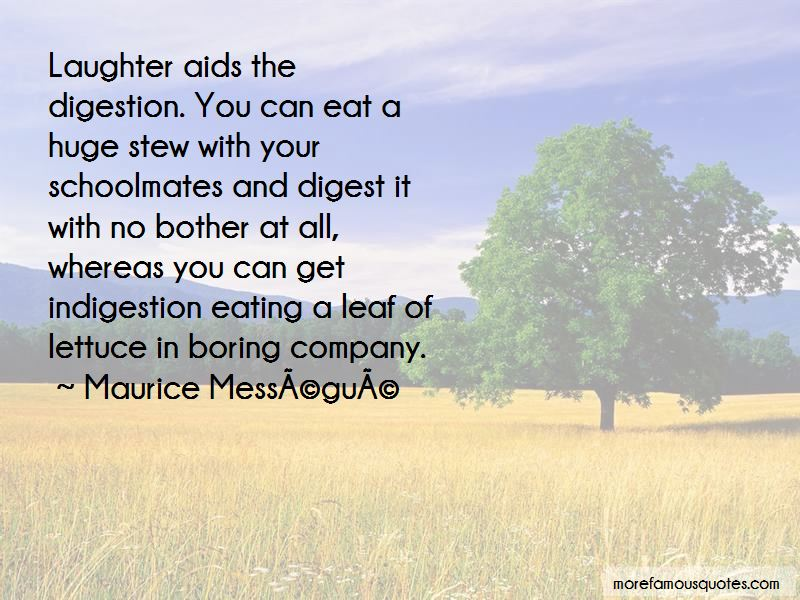 Maurice Messegue Quotes Pictures 2