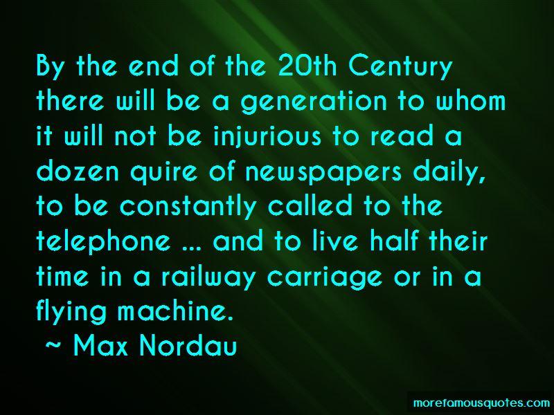 Max Nordau Quotes Pictures 3