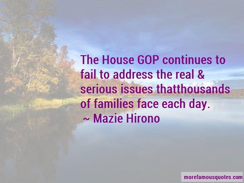 Mazie Hirono Quotes