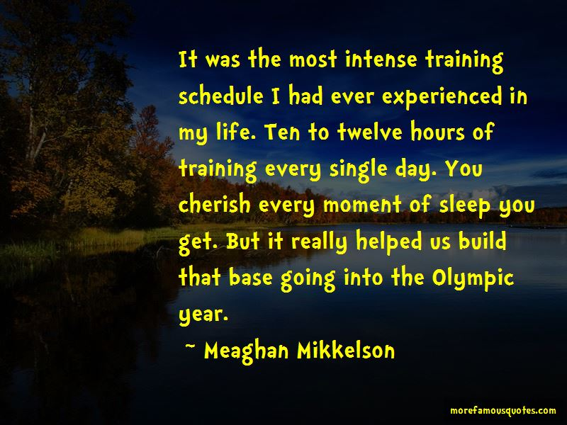 Meaghan Mikkelson Quotes