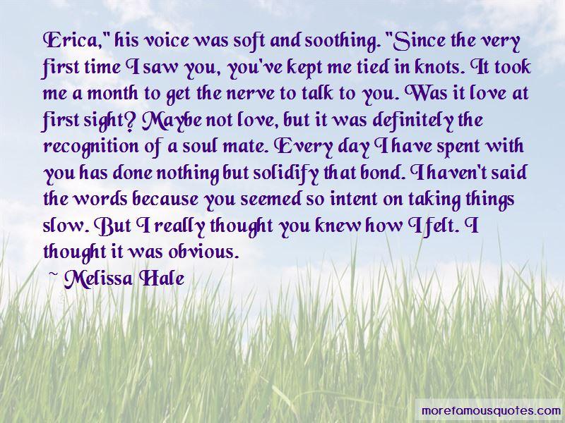 Melissa Hale Quotes Pictures 4
