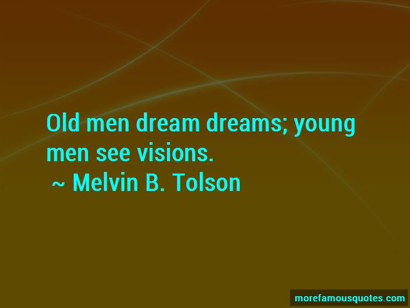 Melvin B. Tolson Quotes Pictures 4