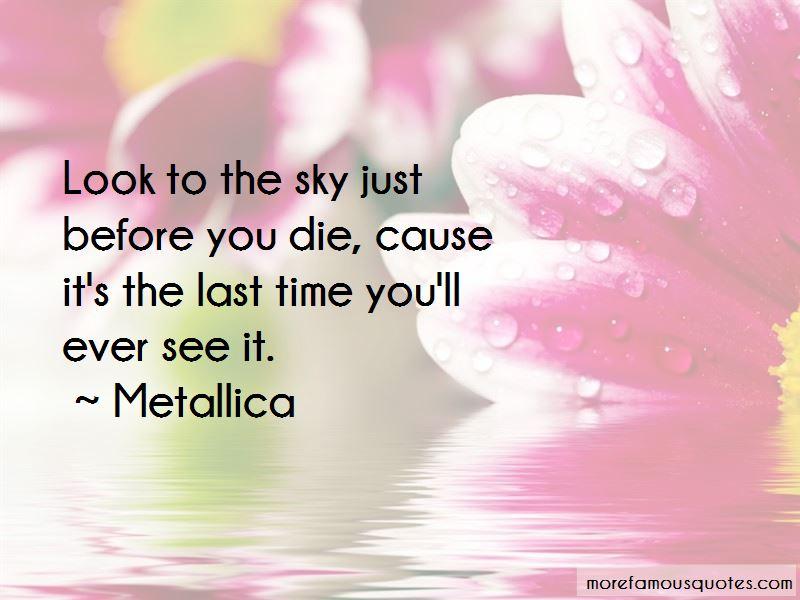 Metallica Quotes Pictures 3