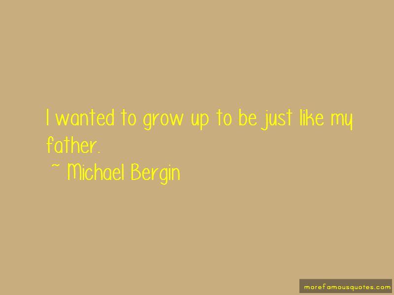 Michael Bergin Quotes Pictures 2