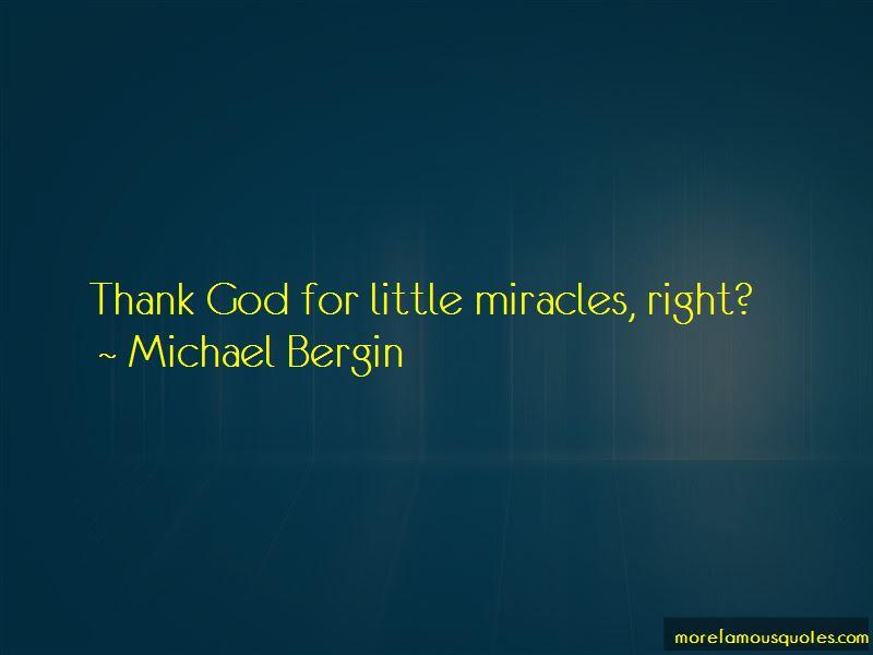 Michael Bergin Quotes Pictures 3