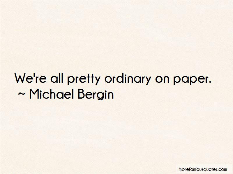 Michael Bergin Quotes Pictures 4