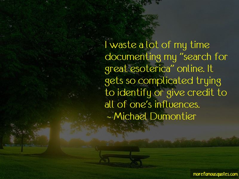 Michael Dumontier Quotes Pictures 3