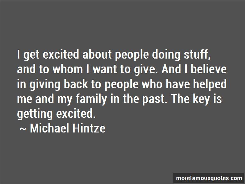 Michael Hintze Quotes Pictures 3